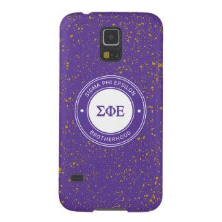 Sigma Phi Epsilon   Badge Galaxy S5 Cases