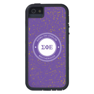 Sigma Phi Epsilon | Badge iPhone 5 Cases