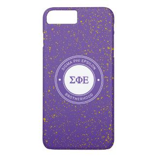 Sigma Phi Epsilon | Badge iPhone 8 Plus/7 Plus Case