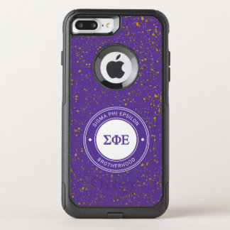 Sigma Phi Epsilon | Badge OtterBox Commuter iPhone 8 Plus/7 Plus Case
