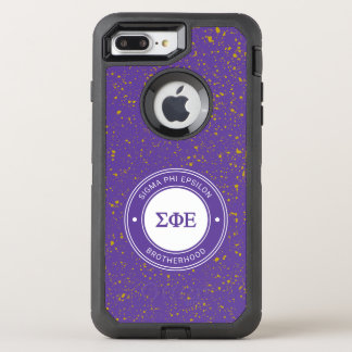 Sigma Phi Epsilon | Badge OtterBox Defender iPhone 8 Plus/7 Plus Case