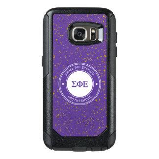 Sigma Phi Epsilon | Badge OtterBox Samsung Galaxy S7 Case