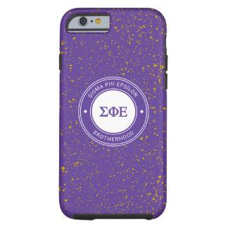 Sigma Phi Epsilon | Badge Tough iPhone 6 Case