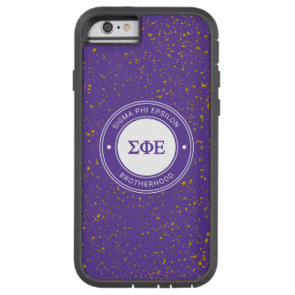Sigma Phi Epsilon | Badge Tough Xtreme iPhone 6 Case