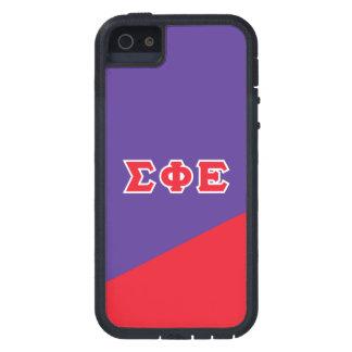 Sigma Phi Epsilon | Greek Letters iPhone 5 Cover