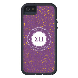 Sigma Pi | Badge iPhone 5 Case