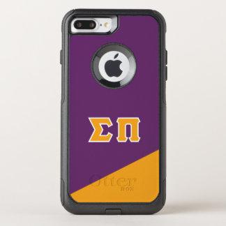 Sigma Pi | Greek Letters OtterBox Commuter iPhone 8 Plus/7 Plus Case