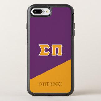 Sigma Pi | Greek Letters OtterBox Symmetry iPhone 8 Plus/7 Plus Case