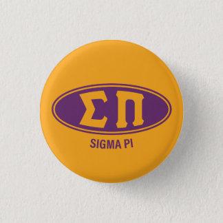 Sigma Pi   Vintage 1 Inch Round Button