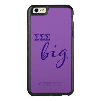 Sigma Sigma Sigma Big Script OtterBox iPhone 6/6s Plus Case