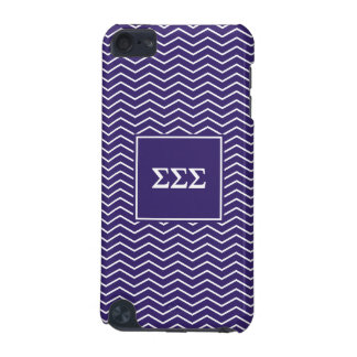 Sigma Sigma Sigma | Chevron Pattern iPod Touch (5th Generation) Cases