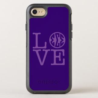 Sigma Sigma Sigma Love OtterBox Symmetry iPhone 8/7 Case