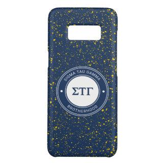 Sigma Tau Gamma | Badge Case-Mate Samsung Galaxy S8 Case