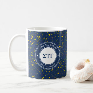 Sigma Tau Gamma | Badge Coffee Mug