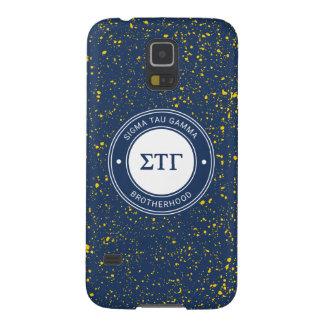Sigma Tau Gamma   Badge Galaxy S5 Covers