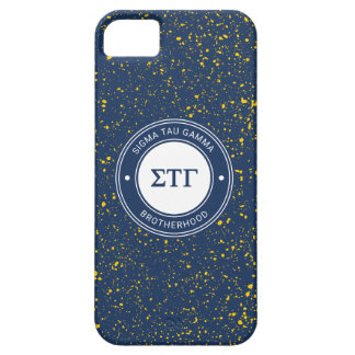 Sigma Tau Gamma | Badge iPhone 5 Case