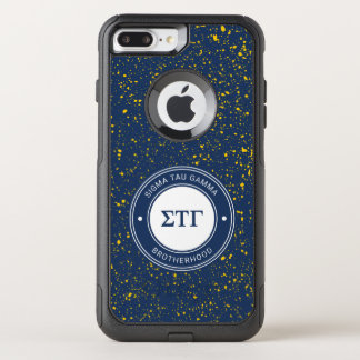 Sigma Tau Gamma | Badge OtterBox Commuter iPhone 8 Plus/7 Plus Case