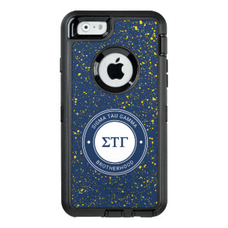 Sigma Tau Gamma | Badge OtterBox Defender iPhone Case