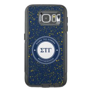 Sigma Tau Gamma | Badge OtterBox Samsung Galaxy S6 Case