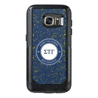 Sigma Tau Gamma | Badge OtterBox Samsung Galaxy S7 Case