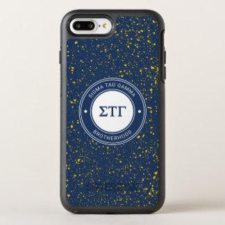Sigma Tau Gamma | Badge OtterBox Symmetry iPhone 8 Plus/7 Plus Case