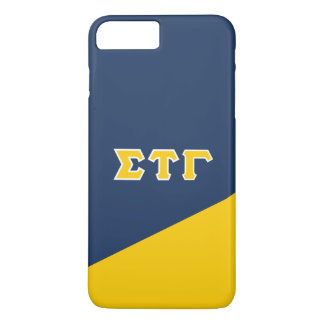 Sigma Tau Gamma | Greek Letters iPhone 8 Plus/7 Plus Case