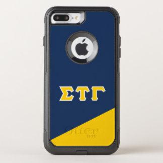 Sigma Tau Gamma | Greek Letters OtterBox Commuter iPhone 8 Plus/7 Plus Case
