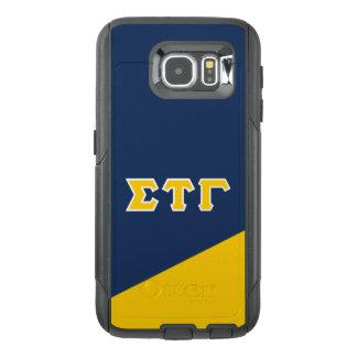 Sigma Tau Gamma | Greek Letters OtterBox Samsung Galaxy S6 Case