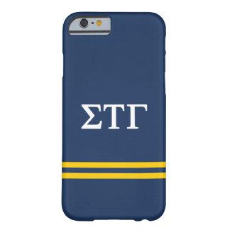 Sigma Tau Gamma | Sport Stripe Barely There iPhone 6 Case