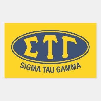 Sigma Tau Gamma | Vintage Sticker