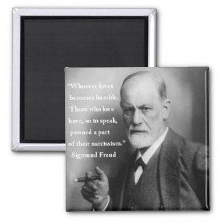 Sigmund Freud Quote Magnet 4