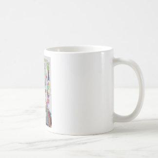 sigmund freud - watercolor portrait .6 coffee mug