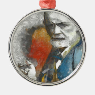 Sigmund Metal Ornament