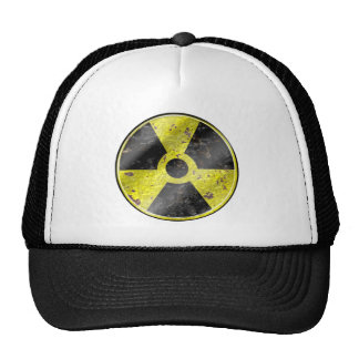 Sign of the times - fallout nuke radiation trucker hat