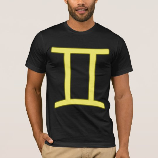 Sign of the Zodiac: Gemini T-Shirt