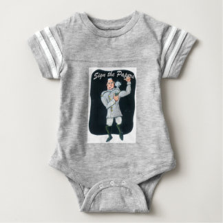 Sign the Papers Baby Bodysuit
