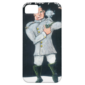 Sign the Papers iPhone 5 Case