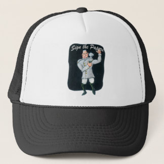 Sign the Papers Trucker Hat