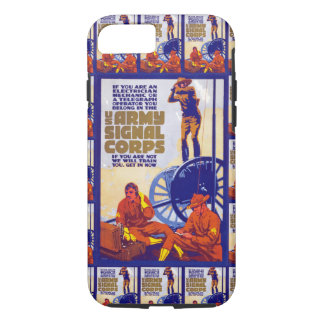 Signal Corps iPhone 7 Case