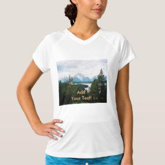 Signal Mountain View Grand Tetons T-Shirt