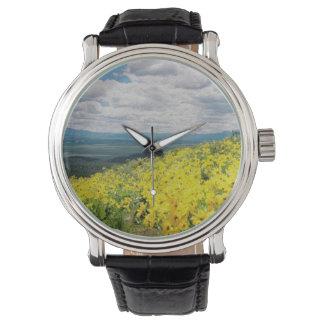 Signal Mountain Wildflowers Wristwatches