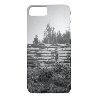 Signal Tower_War Image iPhone 7 Case