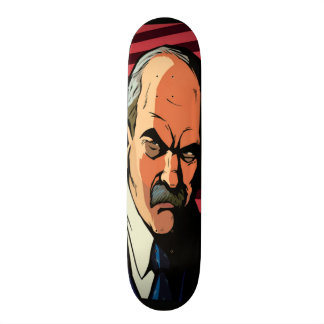 Signature Big Boss Custom Pro Park Board Skateboard Deck