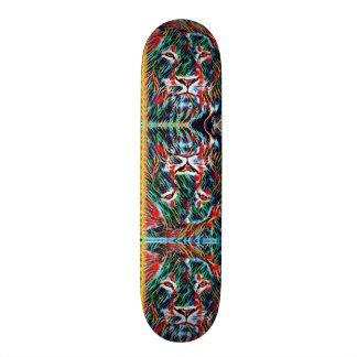 Signature Chang Wang Lion Rider Custom Pro Board Skateboard