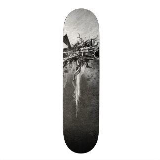 Signature Dark Soul Custom Pro Park Board Skateboard