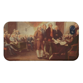 Signature de la déclaration d'indépendance, 4ème coque iPhone 4 et 4S