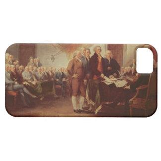 Signature de la déclaration d'indépendance, 4ème coque iPhone 5