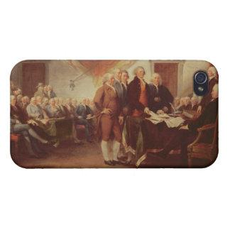 Signature de la déclaration d'indépendance, 4ème coques iPhone 4/4S