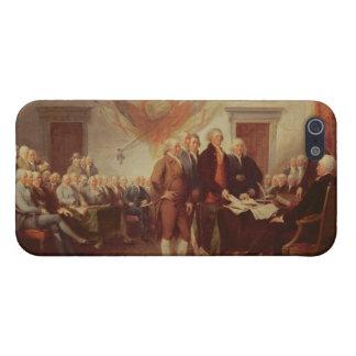 Signature de la déclaration d'indépendance, 4ème coques iPhone 5