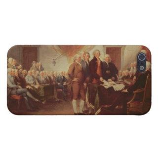 Signature de la déclaration d'indépendance, 4ème étui iPhone 5